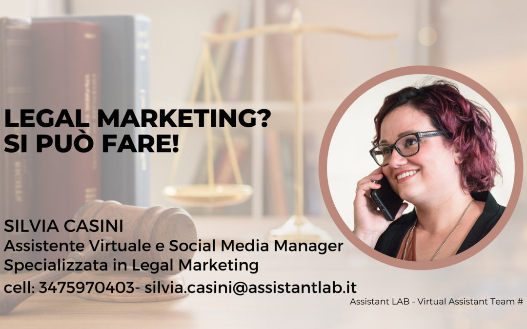 Legal Marketing? Si può fare!